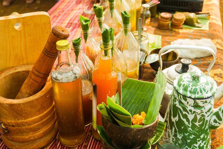 Cegah Corona, Jaga Daya Tahan Tubuh dengan Jamu Kekinian