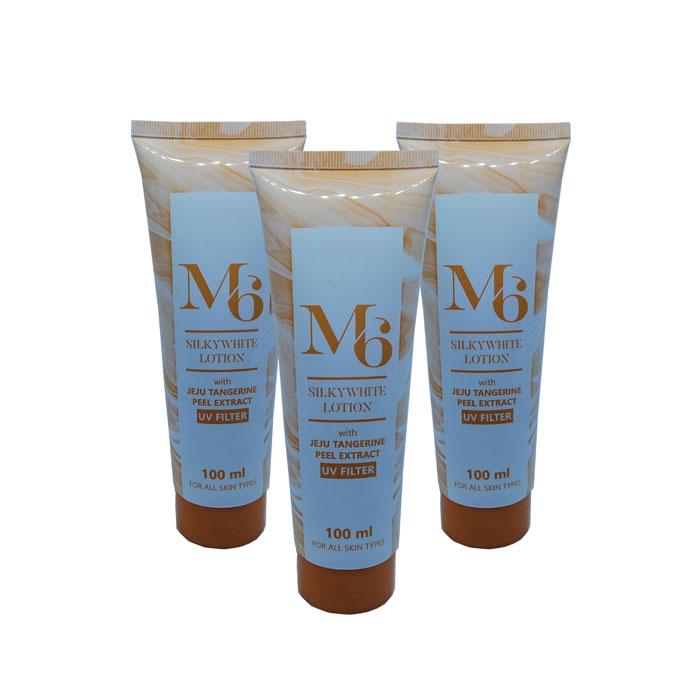 M6 Peeling Gel & Silkywhite Lotion